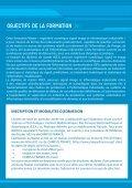 Plaquette de présentation du master - Université du Littoral Côte d ... - Page 2