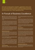 In Pursuit of Business Excellence - Association of Consulting ... - Page 4