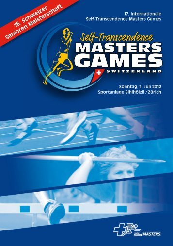 16. Schweizer Senioren Meisterschaft - Swiss Masters Athletics