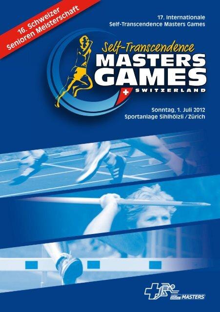 16. Schweizer Senioren Meisterschaft - Swiss Masters Athletics