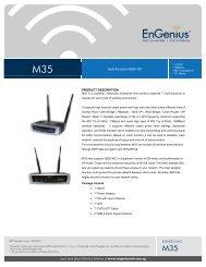 Multi-Function MESH AP PRODUCT DESCRIPTION - WiFi Shop