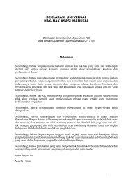Deklarasi Universal Hak Asasi Manusia - Komnas Perempuan