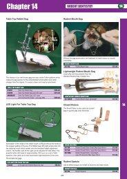 Chapter 14 - Veterinary Instrumentation