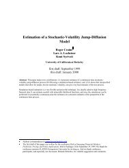 Estimation of a Stochastic-Volatility Jump-Diffusion Model