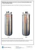 Änderung des FE Motor-Füllkit - Franklin Electric Europa - Page 5