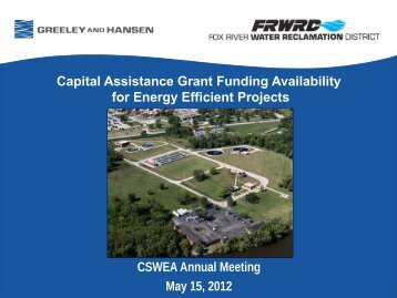 Securing Outside Funding Sources for Energy Efficient Projects
