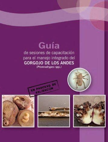 (Premnotrypes spp).pdf - Fundación PROINPA