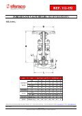 forged gate valve 800 lbs ( 112-113-114-152-153 ) - Page 4