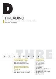 THREADING - korloy