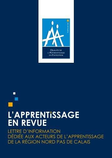 L'ApprentissAge en revue - C2RP