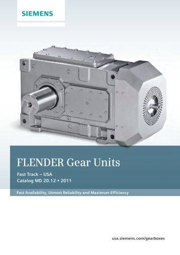 926-10 SIE Mechanical Drives Catalog.indd - Siemens Industry, Inc.