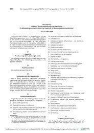 808 Verordnung über die Berufsausbildung zum Kaufmann für - BiBB