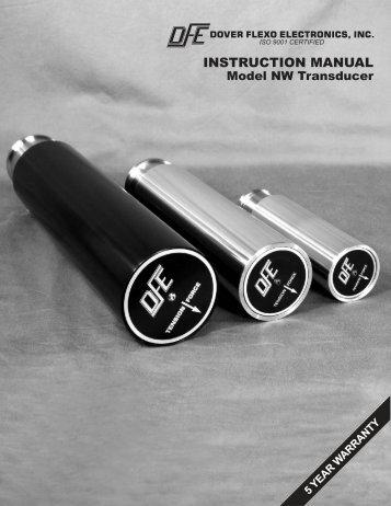 C Manual Revisions - Dover Flexo Electronics, Inc