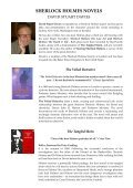 sherlock holmes novels - Page 2