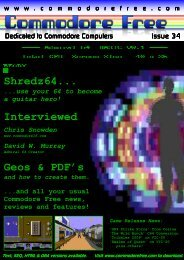 Commodore Free issue 34.pdf - 5407 KB