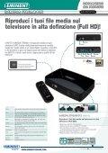 Godetevi tutti i file multimediali sul televisore Full HD! - Eminent - Page 6
