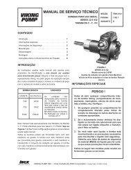 MANUAL DE SERVIÇO TÉCNICO