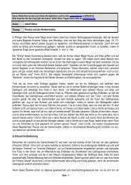 Autor: Adolf Heller Thema: Paulus und der Kerkermeister ... - Kahal.De