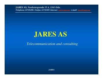 JARES AS