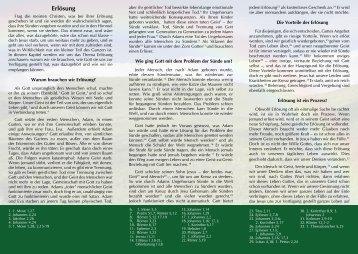 Erlösung - Awme.de