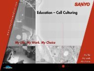 Education – Cell Culturing - Biomedical