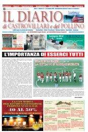 n° 22 - Il Diario di Castrovillari