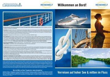Flusskreuzfahrten - Reisewelt
