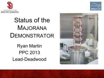 Ryan Martin - Dakota State University