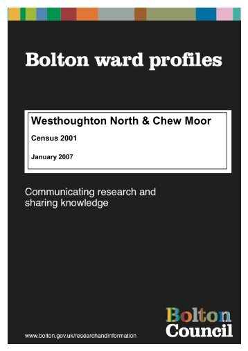 Westhoughton North and Chew Moor