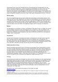 Nieuws CVO 2008 - 2006 - Wageningen UR - Page 6