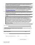 Owner Builder Statement Affidavit - Okaloosa County - Page 2