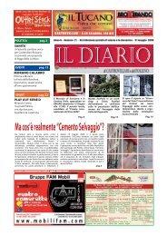 n° 21 - Il Diario di Castrovillari