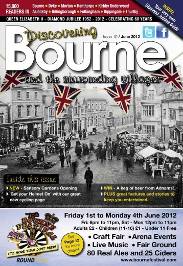 June 2012 - Discovering Bourne