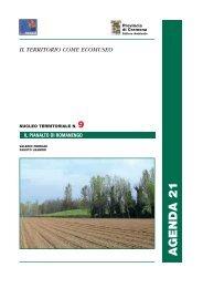 AGENDA 21 - Il territorio come ecomuseo - Provincia di Cremona