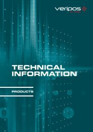 INFORMATION TECHNICAL - Veripos