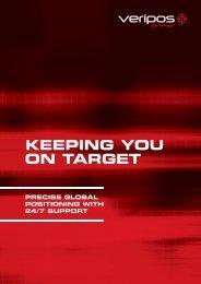 VERIPOS Corporate Brochure
