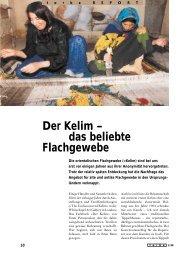 Der Kelim – das beliebte Flachgewebe