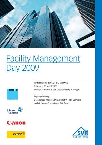 Facility Management Day 2009 - IFMA