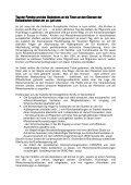 Fürbitte und Gedenken an die Toten an den ... - Migration 2010 - Page 3