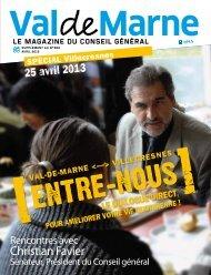 Magazine ValdeMarne spécial Villecresnes - Conseil général du Val ...