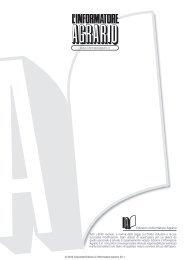 Alto Casertano terra di mezzo (pdf, 591 kB) - L'Informatore Agrario
