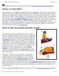 BENIGN PAROXYSMAL POSITIONAL VERTIGO - Mydoctor.ca - Page 2