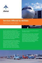 Carta de servicios cias. web inglés:Maquetación 1.qxd - Aena.es