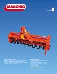 Maschio H Series Til.. - Edney Distributing Co. Inc.