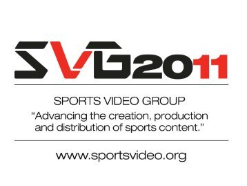 Spring Sport Tech Journal - Sports Video Group