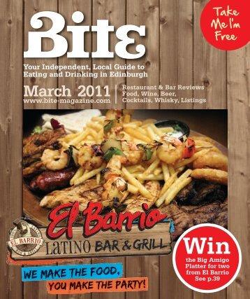 Download March 2011 - Bite Magazine