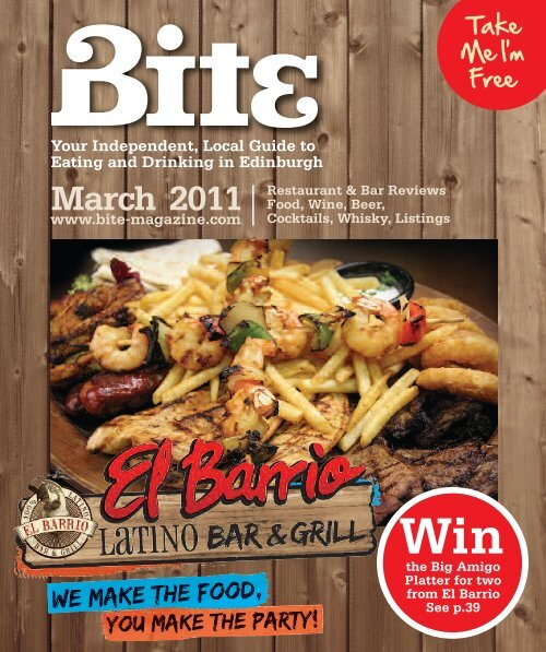 Download March 2011 - Bite Magazine