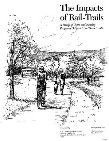 Impacts of Rail-Trails study - Bruce Freeman Rail Trail