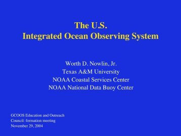 pdf1 - Gulf of Mexico Coastal Ocean Observing System - Texas A&M ...