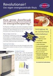 WhisperGen leaflet
